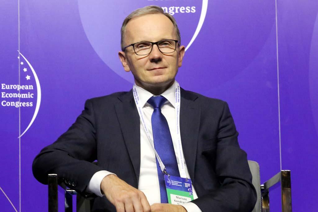 Mariusz Kondraciuk, dyrektor branży Smart Infrastructure w Siemens Polska (Fot. PTWP)