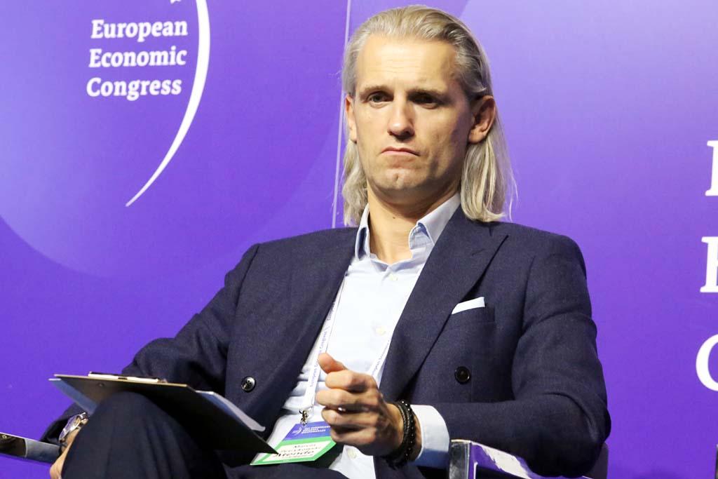 Marcin Petrykowski, prezes zarządu Atende (Fot. PTWP)