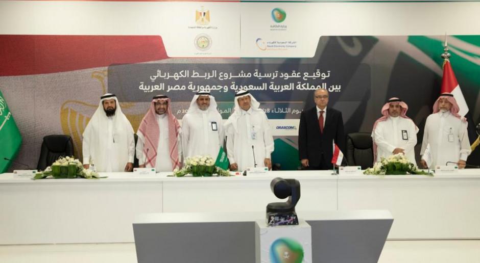 Hitachi ABB wybuduje połączenie energetyczne między Egiptem i Arabią Saudyjską
