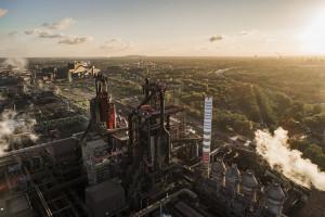 Miętowa stal, czyli krok ku uldze dla klimatu