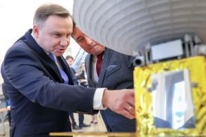 Nowy plan dla polskiej branży kosmicznej. Budżet ma być pokaźny