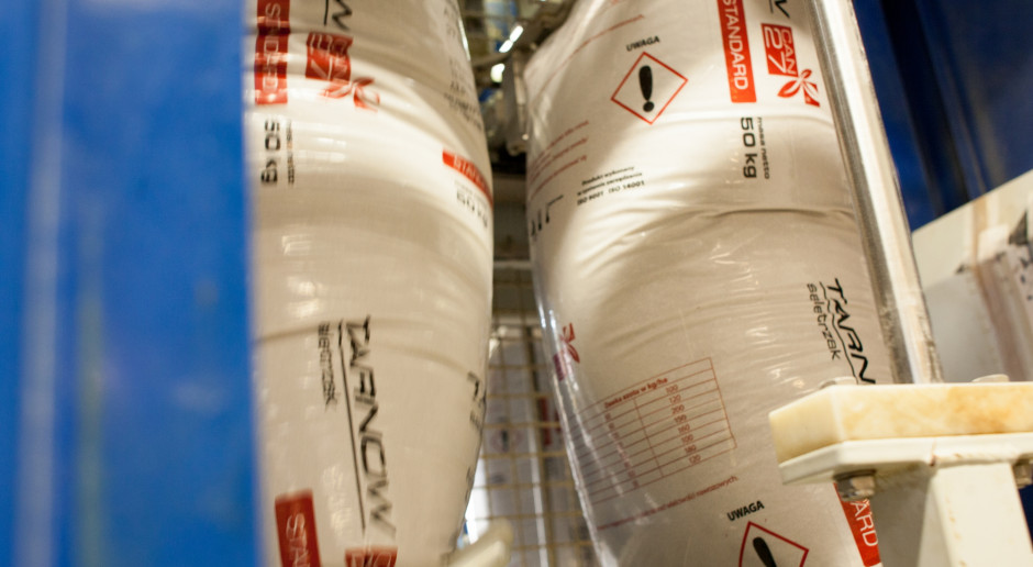Grupa Azoty ograniczyła eksport, ale chce utrzymać dostawy do Polski