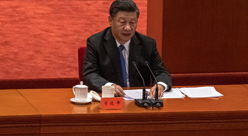 """Chiny: Xi Jinping o Tajwanie: """"zjednoczenie narodu musi i może się dokonać"""""""