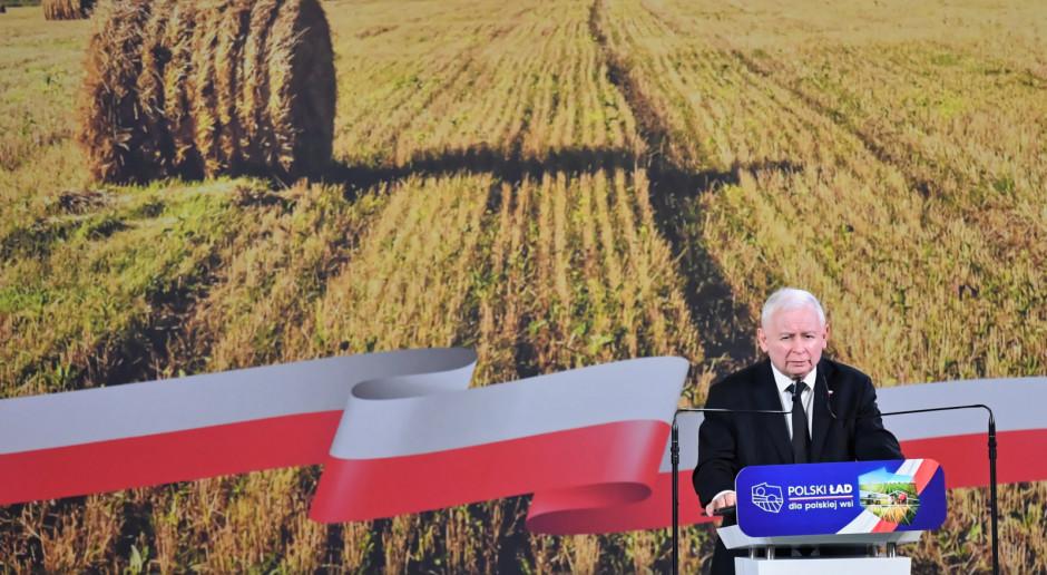 Kaczyński: Dopłaty do produkcji w ciągu tej perspektywy budżetowej będą wyrównane w stosunku do przeciętnej UE