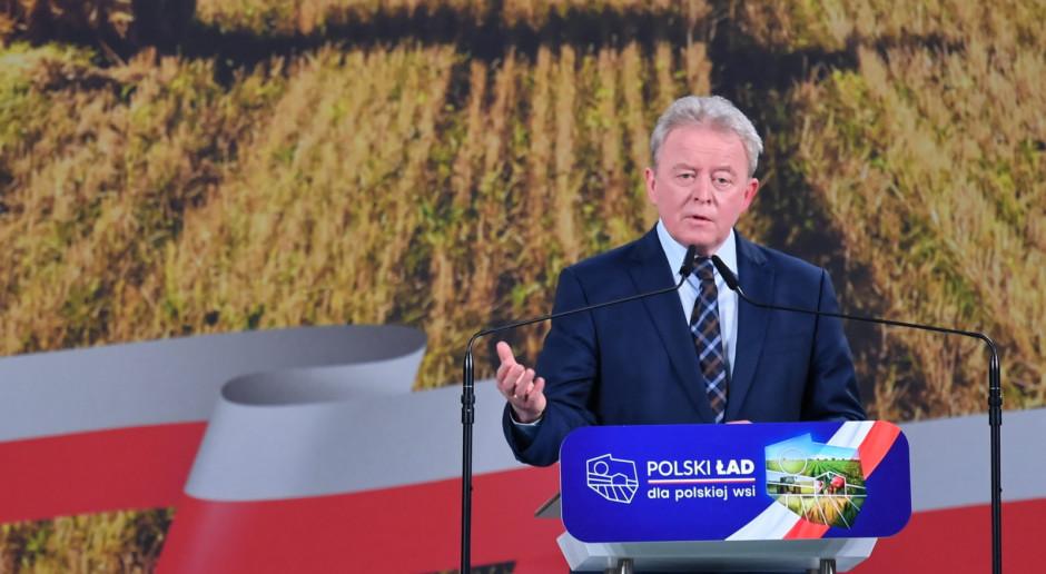 Wojciechowski: Będę czynił wszystko, by fundusze unijne były rozdzielane równo