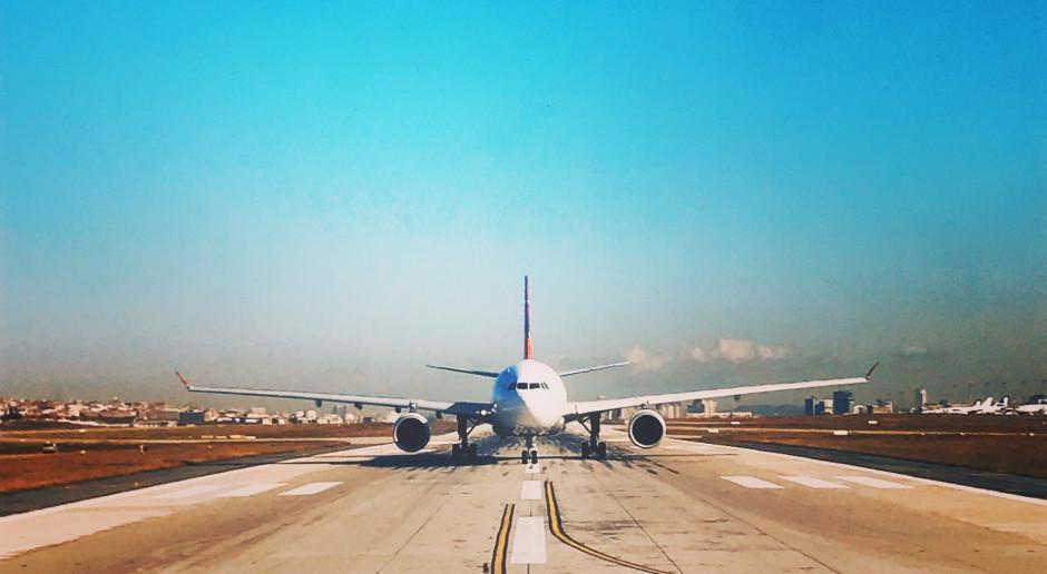 Awaryjne lądowanie samolotu na nowojorskim lotnisku