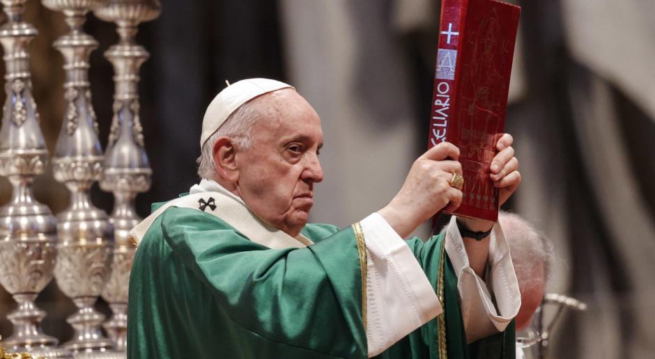 Watykan: Papież: synod to nie zjazd, kongres polityczny czy parlament