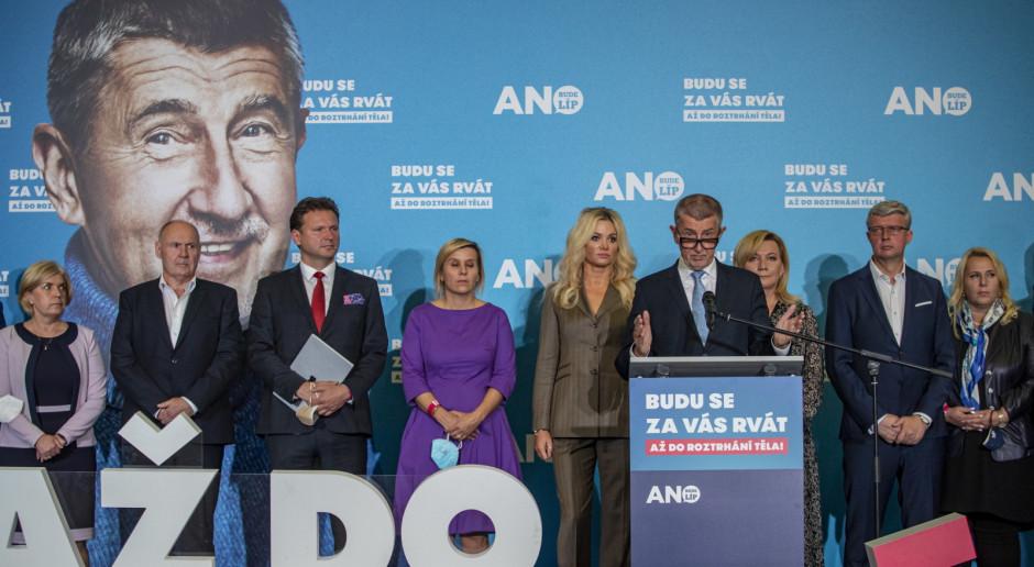Czechy: Babisz nie otrzymał w niedzielę od prezydenta misji sformowania rządu