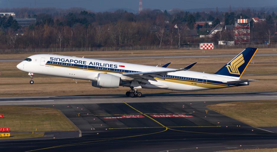Masowe rezerwacje doprowadziły do awarii strony internetowej Singapore Airlines