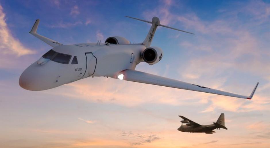 Amerykanie mają nowy samolot do zakłócania komunikacji przeciwnika