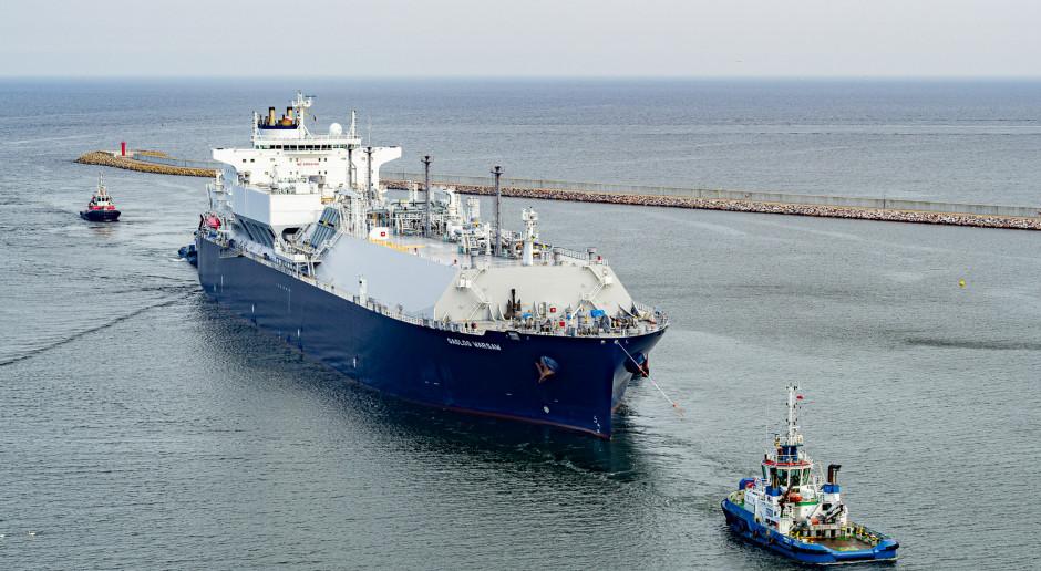 Chińczycy będą rywalizowali z PGNiG o LNG z Ameryki