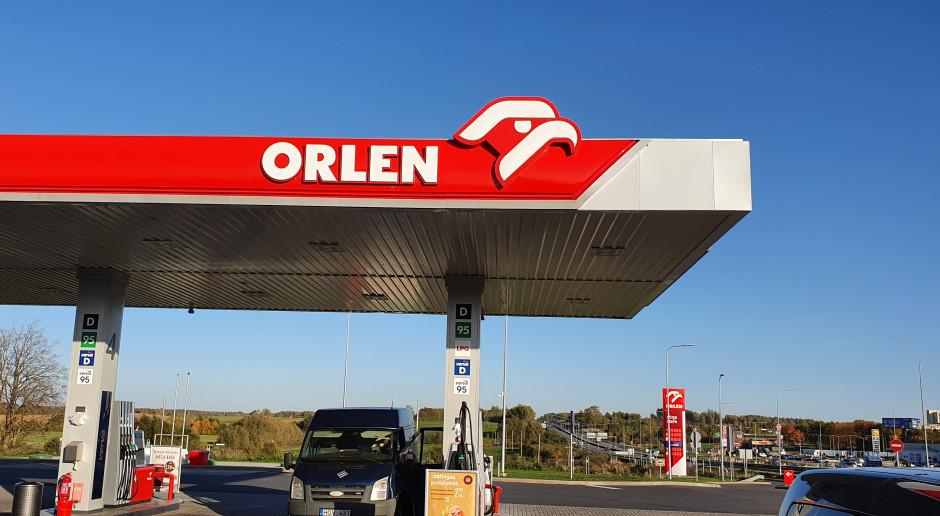 Orlen: stacje koncernu najbardziej lubianymi przez Polaków