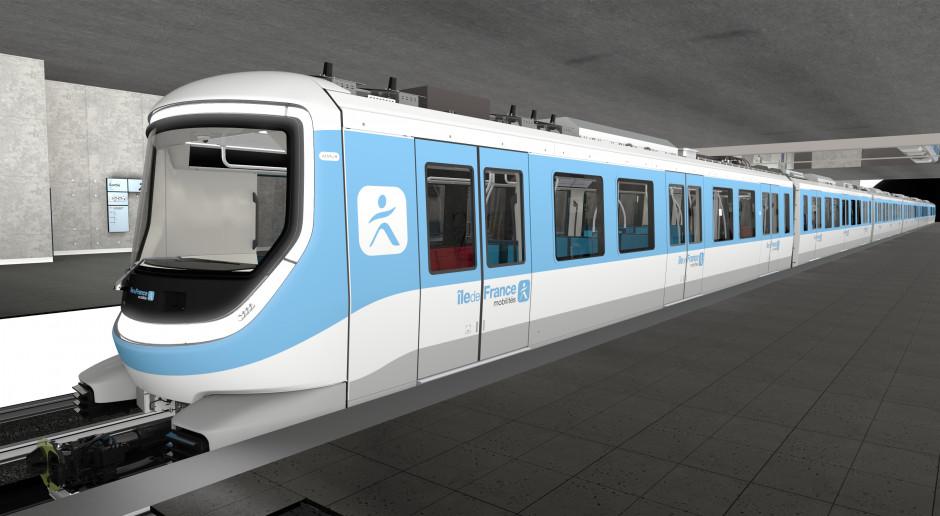Pociągi bez maszynistów. Alstom zbuduje autonomiczne metro we Francji