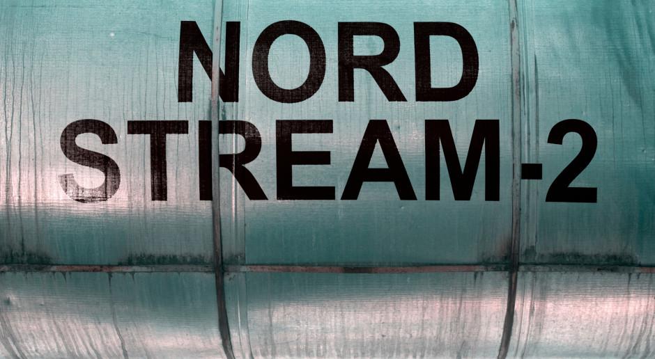 Nord Stream 2 docelowo osłabi UE