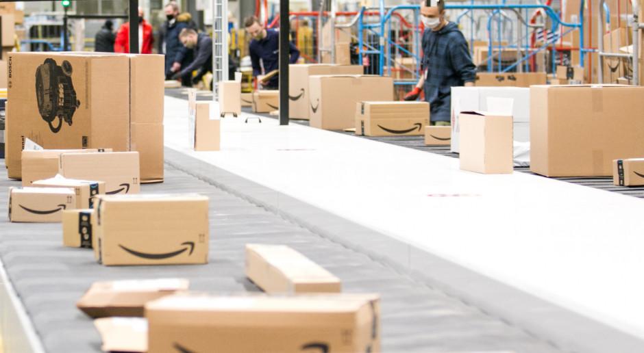 Poczta Polska będzie obsługiwać dostawy w Amazon Prime