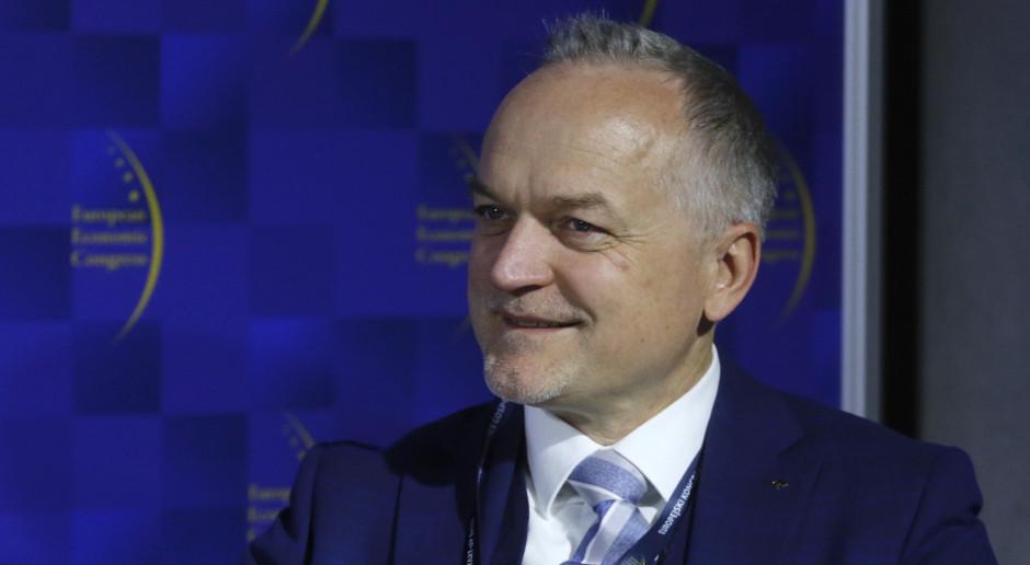 Czesław Warsewicz, PKP Cargo: w logistyce wyłania się nowy ład