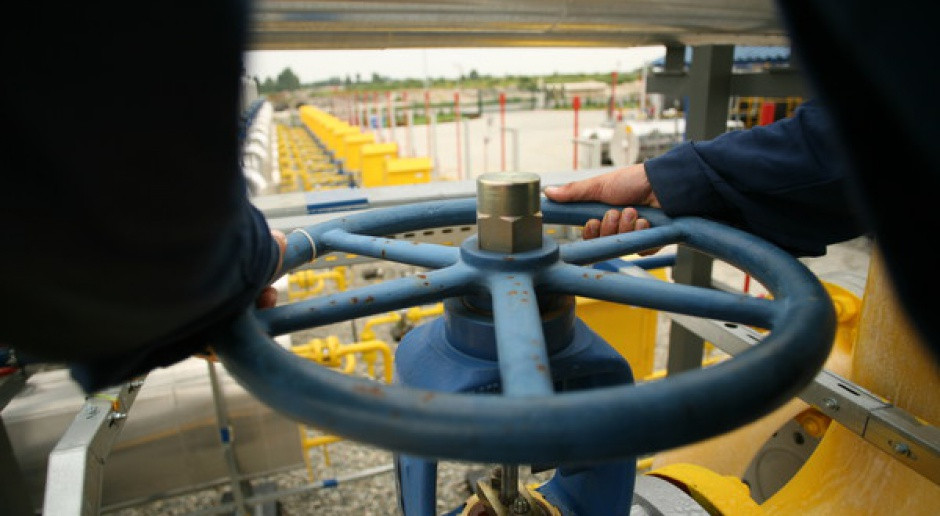 Wkrótce decyzje o dalszej rozbudowie magazynów gazu