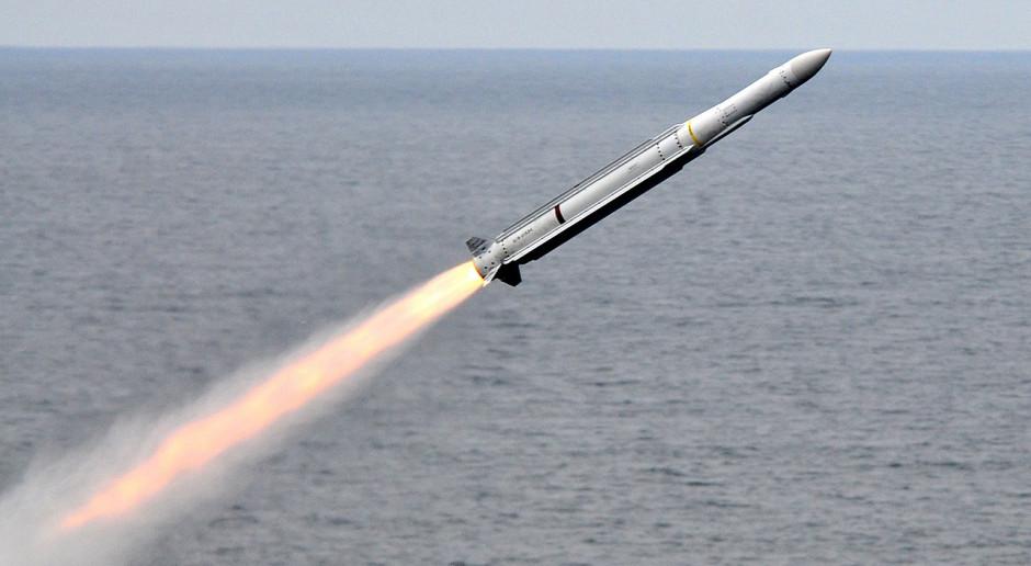 Evolved Sea Sparrow RIM-162, fot. wikipedia commons