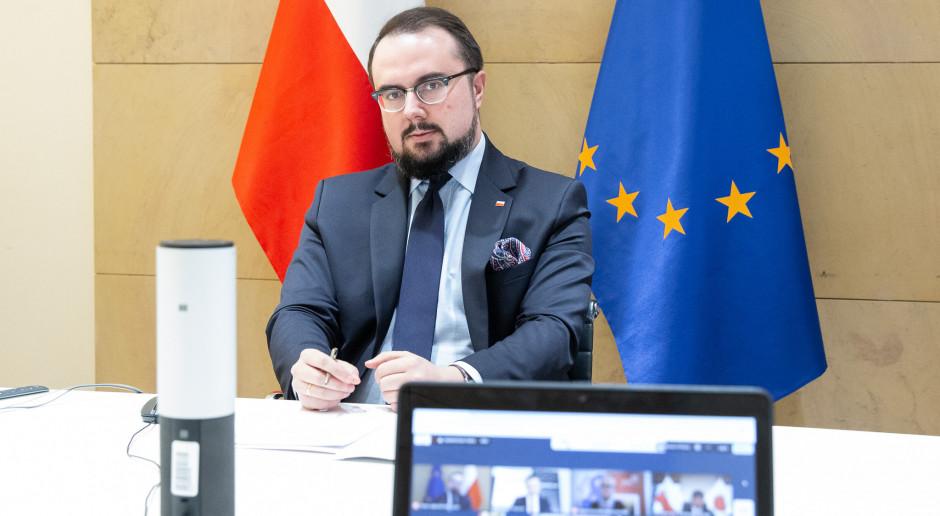 Jabłoński: Kryzys Polska - Bruksela to kluczowy moment w historii UE