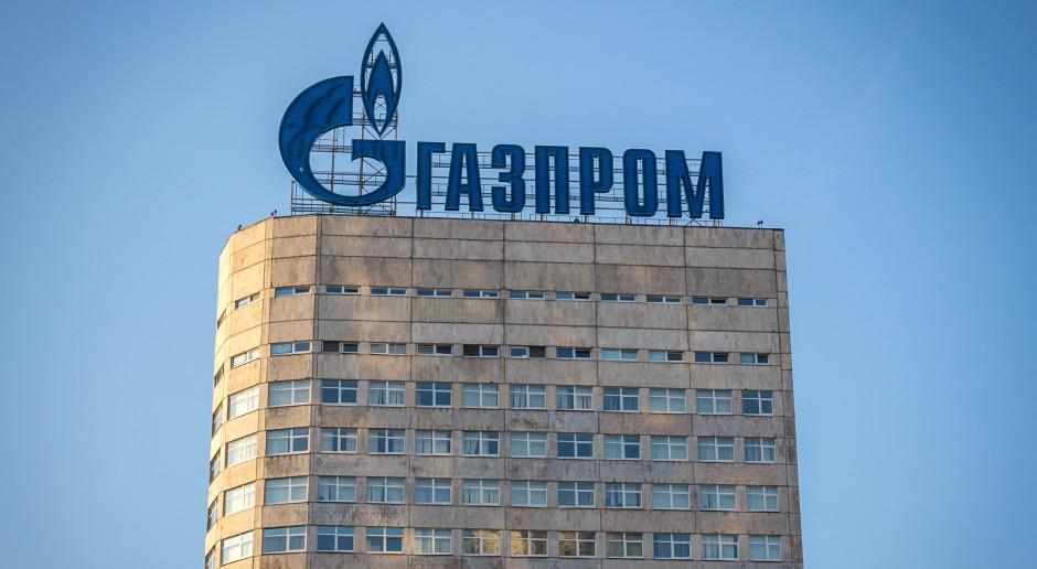 PIE: Polityka Gazpromu ws. dostaw gazu do UE motywowana politycznie