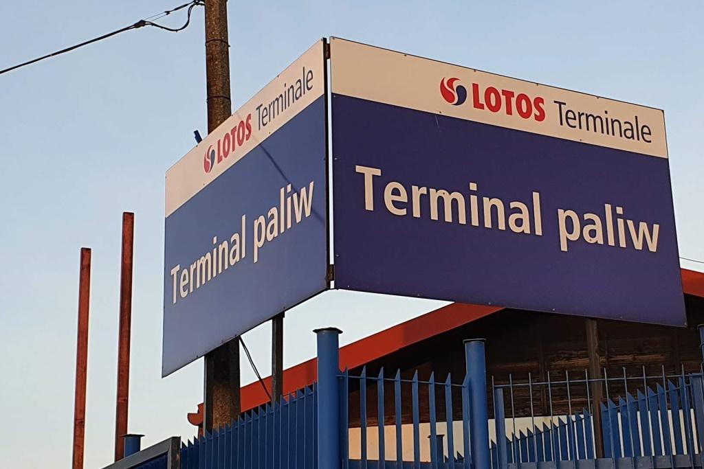 W ramach środków zaradczych do dezinwestycji zostały wskazane południowe aktywa Lotosu. Na zdjęciu czechowicki terminal Lotosu Terminale