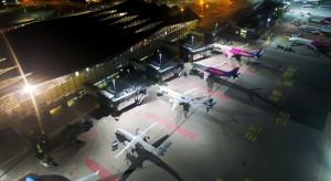 Mniej pasażerów na lotnisku w Gdańsku