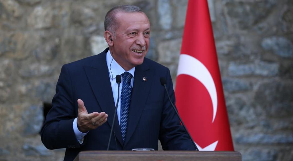 Turcja: Prezydent Erdogan o propozycji nabycia 80 myśliwów F-16 w USA