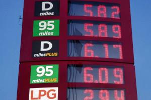 Poszukiwanie winnych wysokich cen paliw