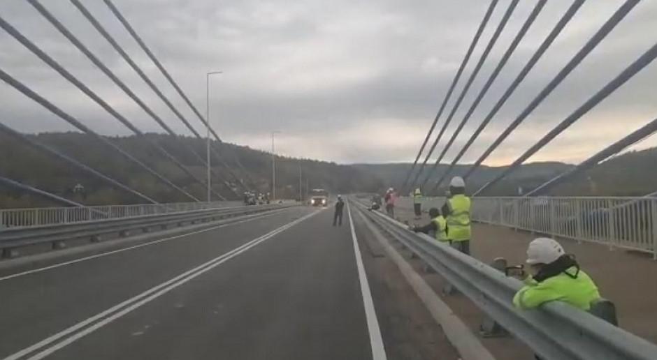 Na Dunajcu w Kurowie powstał nowy most